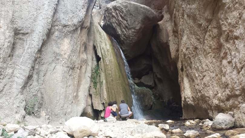 Cascada-Oden