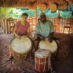 Garifuna drum lessons