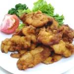 米粉で作る『鶏の竜田揚げ』のレシピと作り方