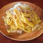 生クリーム不使用!濃厚だけど重すぎない、イタリア料理『カルボナーラ』のレシピと作り方