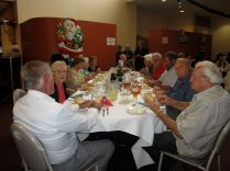 Pensioners Christmas Lunch