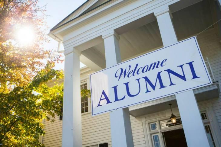 welcome alumni