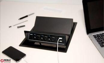 Port multimedialny Magnat Box Duo