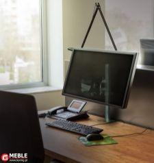 Biurkowy uchwyt SV04 jednego monitora LCD