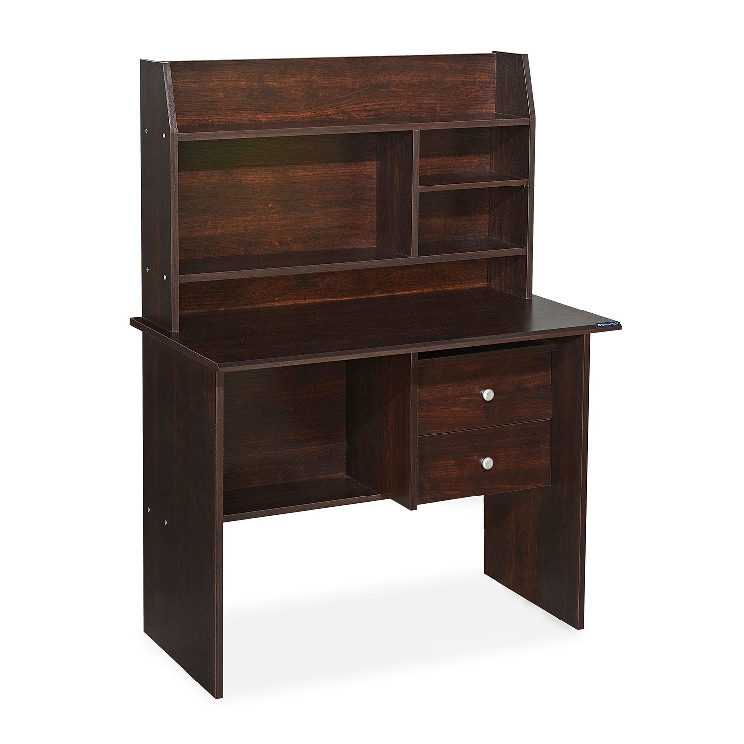 Nilkamal Daffny Study Table or Office Table (Walnut) - Furnishkart.com