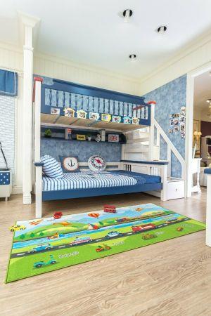 Nursery classroom Area Rug