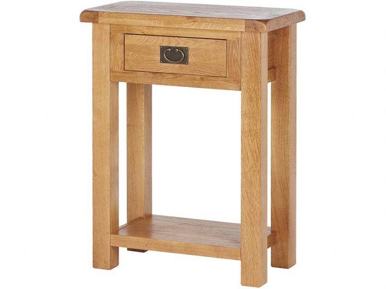 Winchester Oak Telephone Table