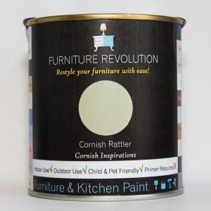 Furniture Revolution – Superior Finish – Furniture & Kitchen Paint – Cornish Rattler