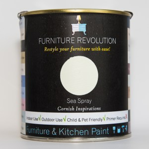 Furniture Revolution – Superior Finish – Furniture & Kitchen Paint – Sea Spray
