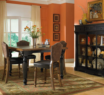 Rowley Creek Square Counter Height Table