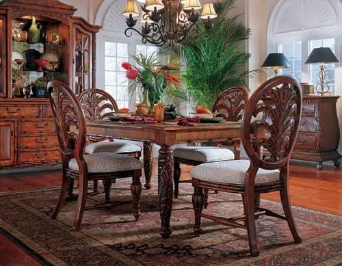 Westindies5piecerectangulardiningset Furniture