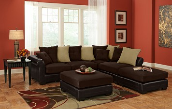 Bayfront 5-Piece Sectional Sofa Set