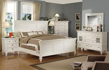 Malibu 8 Pc. King Bedroom