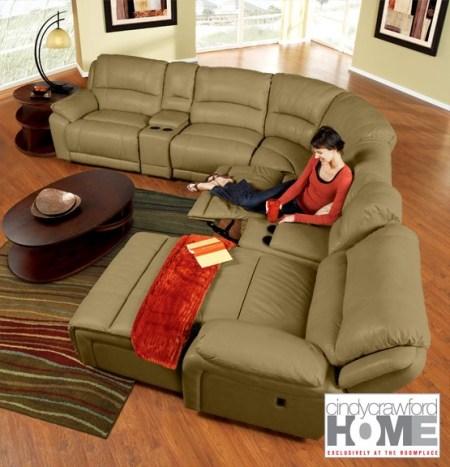 Cindy Crawford sofa