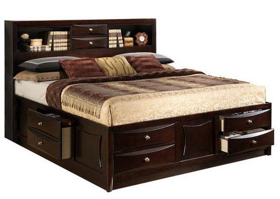 Welden King Bed
