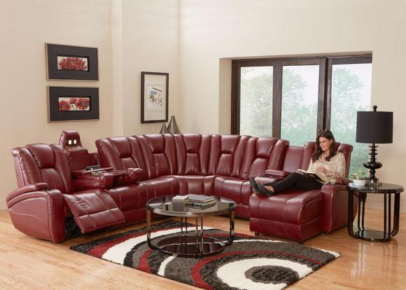 TheRoomPlace Matrix Sectional