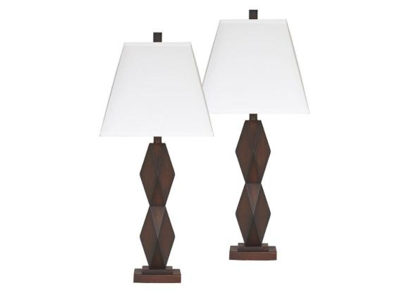 Natane Two Pack Table Lamps