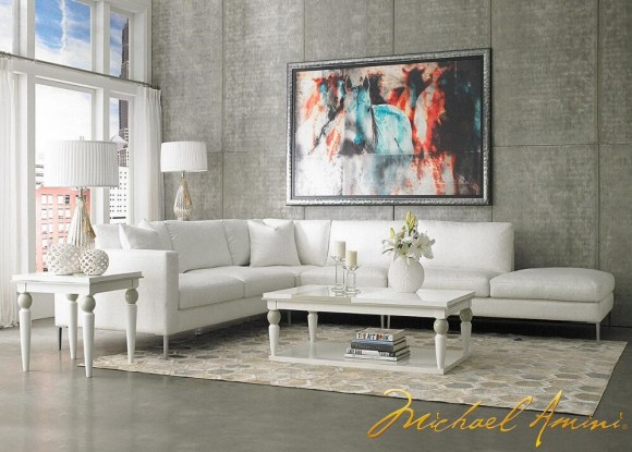 Sky Tower 3 Piece Sectional