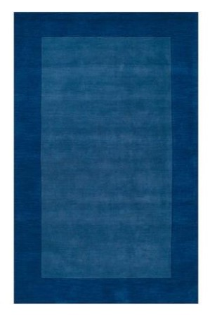 Image: Surya Mystique Blue Area Rug From The RoomPlace