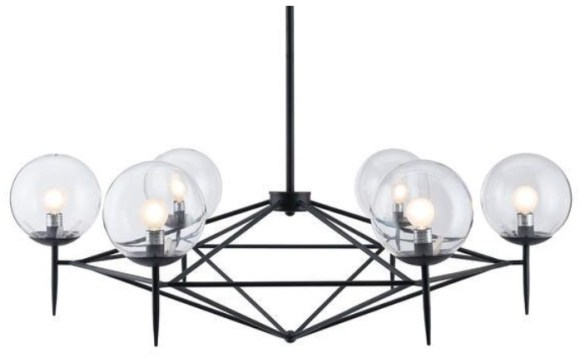 Ranald Ceiling Lamp from The RoomPlace