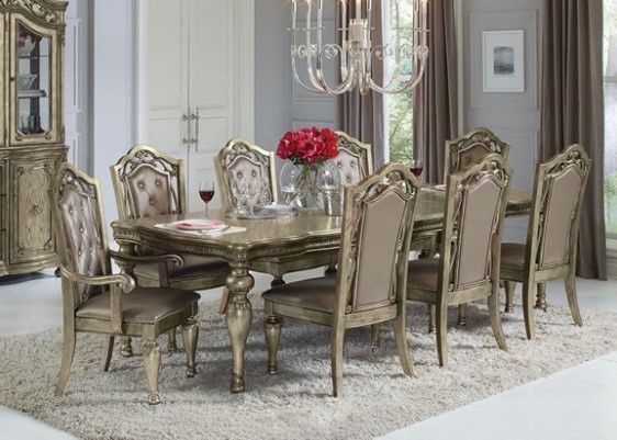 Majestic 7 Piece Dining Room Set from The RoomPlace