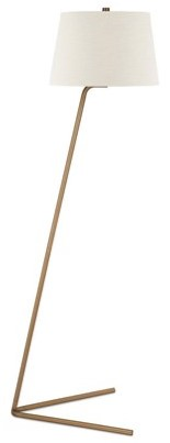 Image: Markos Floor Lamp from The Room Place