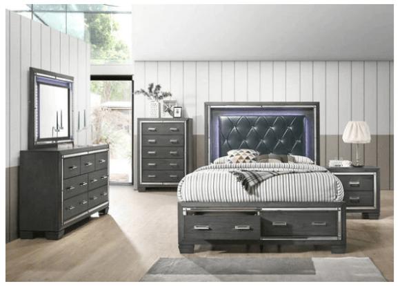 Denali 5 Pc Queen Bedroom