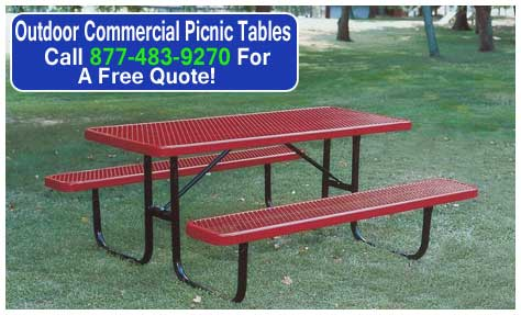 Save On Outdoor Picnic Tables For Your Playground Park Or