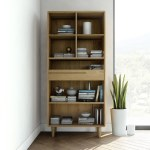Nordic Large Bookcase