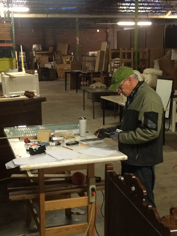 Preparing Military Veterans For Careers The Furniture Bank Of Metro Atlanta The Furniture Bank