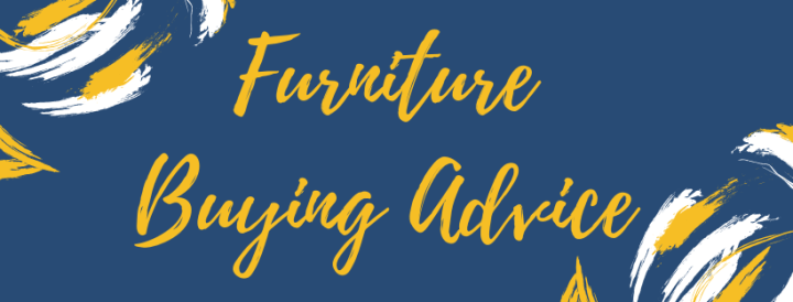 Excellent Furniture Advice To Help You With Buying