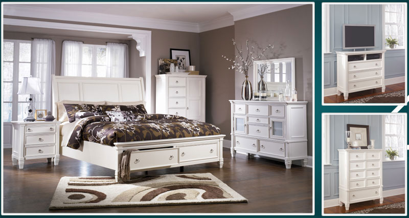 Greensburg And Prentice Bedroom Collections By Ashley