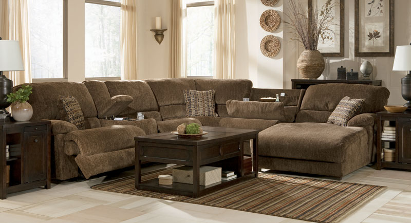 How To Arrange The Pivot Point Truffle Sectional By