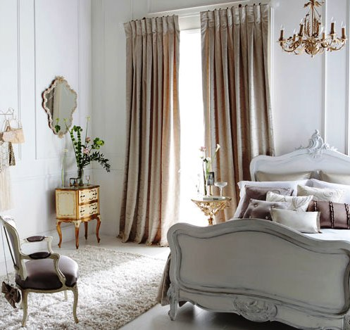 Buy Designer Curtains According To the Theme - Living Room ... on Master Bedroom Curtain Ideas  id=63509