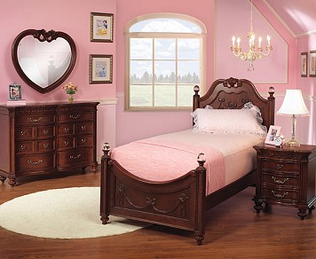 dreamy disney furniture for girls the