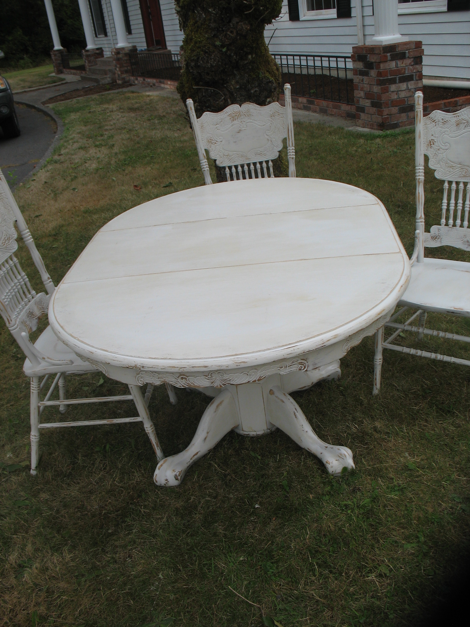 shabby chic table ladybird s vintage