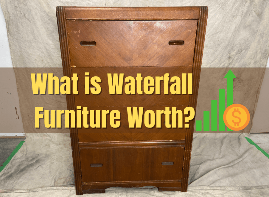 What Is Waterfall Furniture Worth And, Art Deco Waterfall Bedroom Furniture