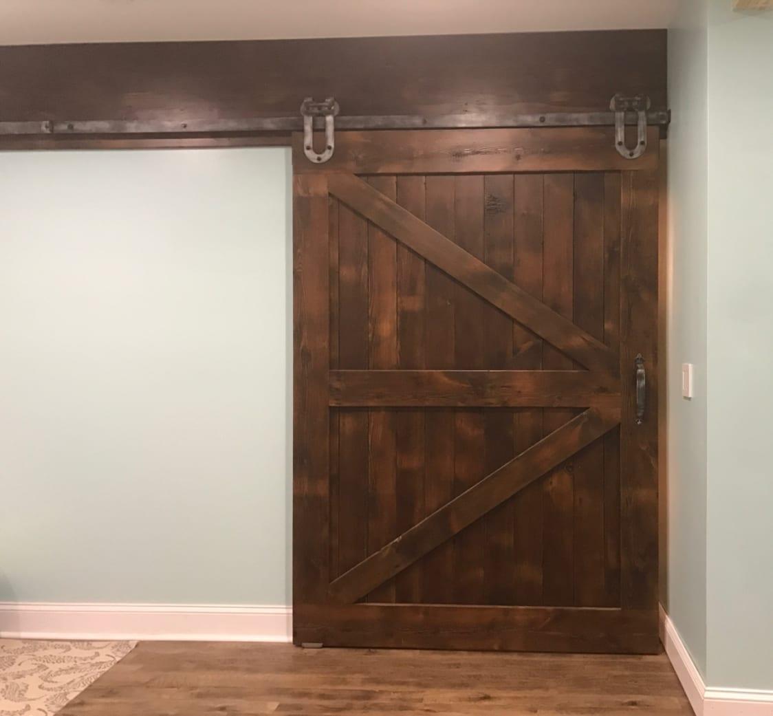 Large Arrow Barn Door Furniture From The Barn