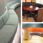 Custom Booth Banquette Or Benches For Curved Or Angled Walls Furniturelab