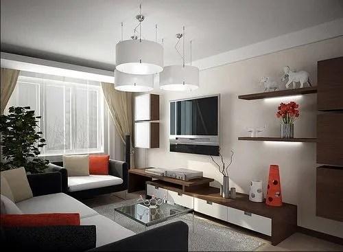Фото идеи интерьера зала 15 кв. м, 12 кв. м., 19 кв. м ...