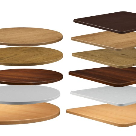 easy clean table top range