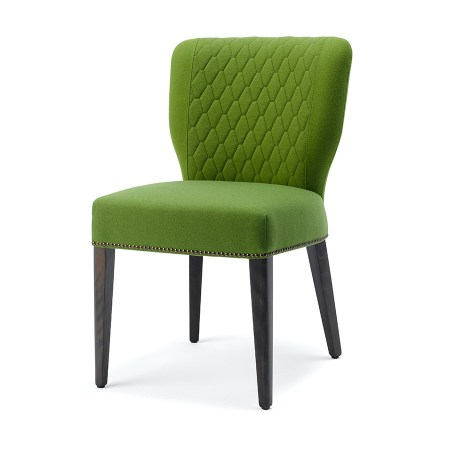 Memory side chair front