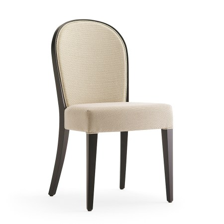 Perla restaurant side chair