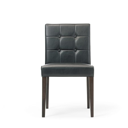 regina restaurant hotel side chair with buttons