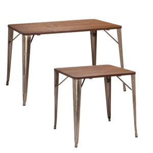 Internal bistro high table stock