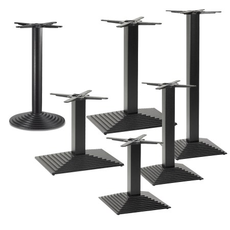 Step table base collection