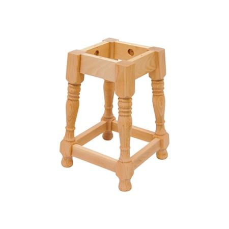 tudor low stool- pubs