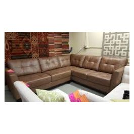Martino Leather Sectional Sofa Conceptstructuresllc Com