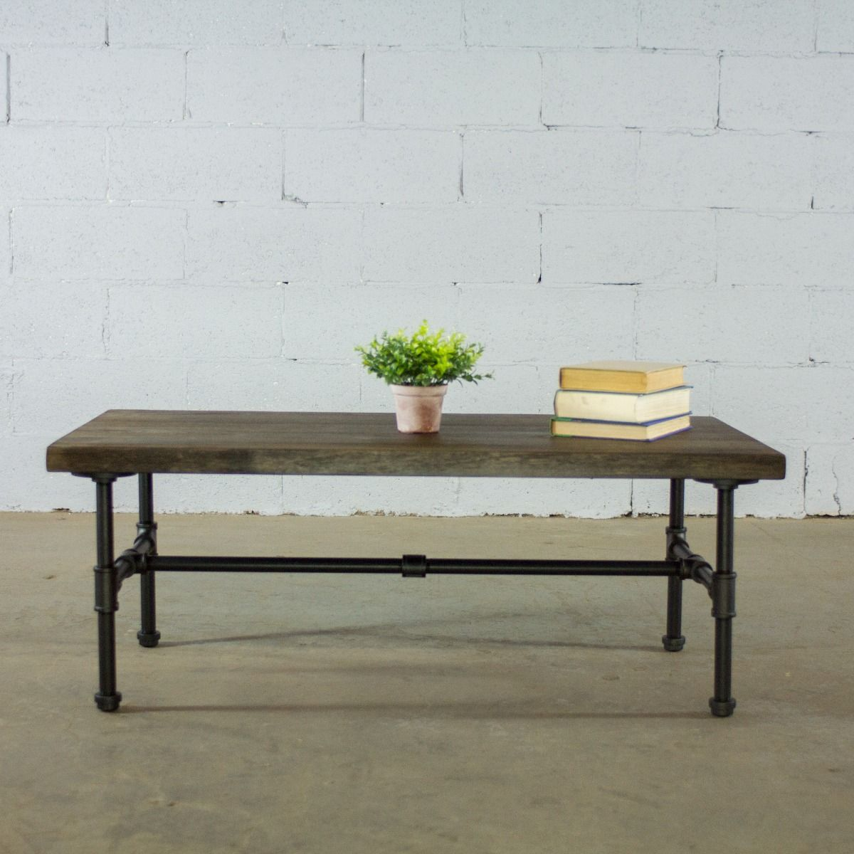 Image result for industrial chic table