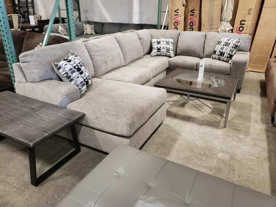 Ashley Furniture 807 Ballinasloe Sectional Sofa Review
